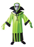 Alien, Medium, Childrens Fancy Dress Costume