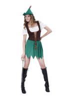 Robin Hood Lady (Budget).