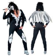 Glam Rock Jumpsuit (Medium).