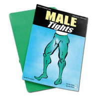 Male Tights - Green.