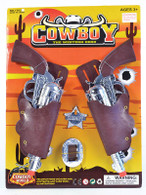 Cowboy Holster/Gun Set Child.