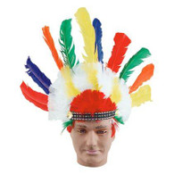Indian Headdress. Adult.