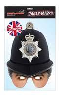 British Policeman Half Mask