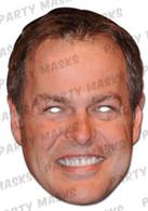 Peter Jones Celebrity Face Card Mask