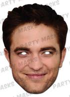 Robert Pattinson Celebrity Face Card Mask