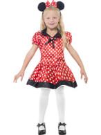 Cute Mouse Costume, Medium Age 7-9