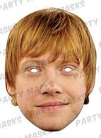 Rupert Grint Celebrity Face Card Mask