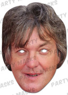 James May Celebrity Face Card Mask