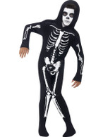 Skeleton Costume, Small
