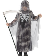 Ghostly Ghoul Costume, Large Age 10-12