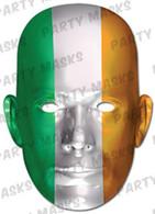 Ireland Flag Card Mask