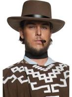 Authentic Western Wandering Gunman Hat