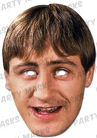 Rodney Trotter Character Face Card Mask