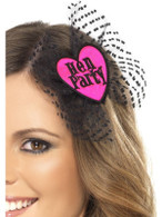 Hen Party Hair Bow.