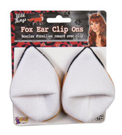 FOX EAR CLIPS, FOX EARS, FANCY DRESS ACCESSORY