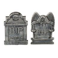 Halloween Tombstones, Small, 2 Styles
