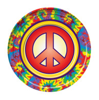 Hippie Décor- Dinner Plate 9'' (8pcs)