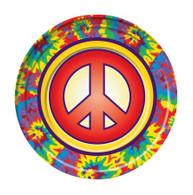 Hippie Décor- Dinner Plate 9'' (8pcs)