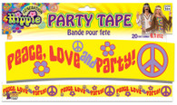 Hippie Décor- Party Tape 20ft