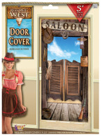 Way Out West- Door Cover