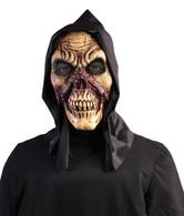 Hooded Bloody Skull Mask