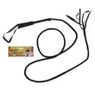 BULL WHIP, HEN NIGHT, RING LEADER, FANCY DRESS ACCESSORY