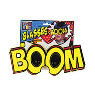 Pop Art Jumbo 'Boom' Glasses