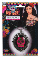 Day of the Dead Necklace, Halloween