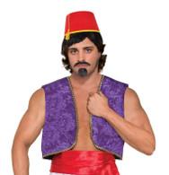 Genie Vest, Purple, Arab Prince/Arabian