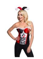 Harley Quinn Headband, Accessory, Fancy Dress