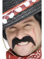 Mexican Bandit Tash.  Black