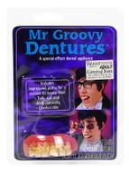 Mr Groovy Teeth.