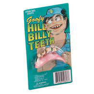 Hill Billy Teeth.