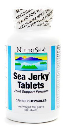 Sea Jerky Tablets
