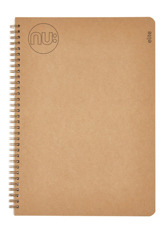 Nu Elite Kraft Cover Wiro Notebook