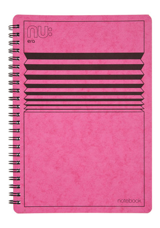 Nu Era Cloud Notebook Pink