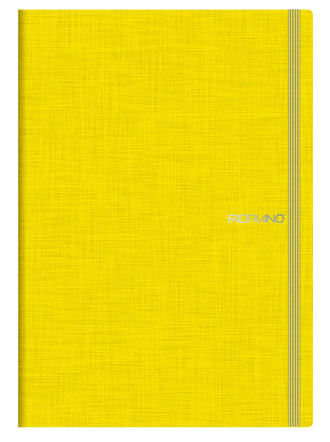 Fabriano Journal Notebook - Yellow