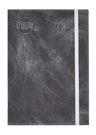 Nu Notebooks - Nu Era Denim Casebound PU Cover Elastic Journal