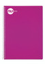 Nu Era Bright Notebook Purple