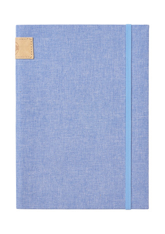 Nu: Journal Linen - Blue