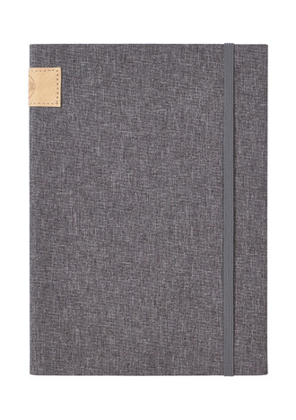 Nu: Journal Linen - Grey