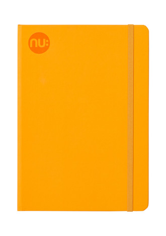 Nu: Journal Spectrum - Orange