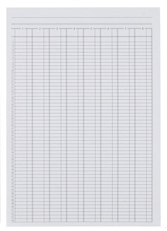 Nu Office Analysis Notepad