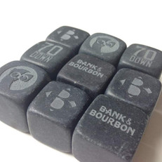 "3/4"" Beverage Cubes for Whiskey and Bourbon"