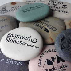 "3""-4"" Paperweight Stone Samples"
