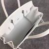 Hermes White Birkin Bag 30cm Epsom Palladium Hardware