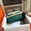 Hermès Bengale Kelly Mini Togo Gold Hardware