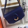 Hermes Cherche-Midi 25 Dark Blue