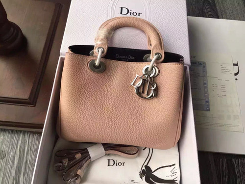 [Final Sale]Christian Dior Mini DIORISSIMO Handbag