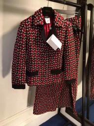 CHANEL Classic Knit Dress Set AW2016